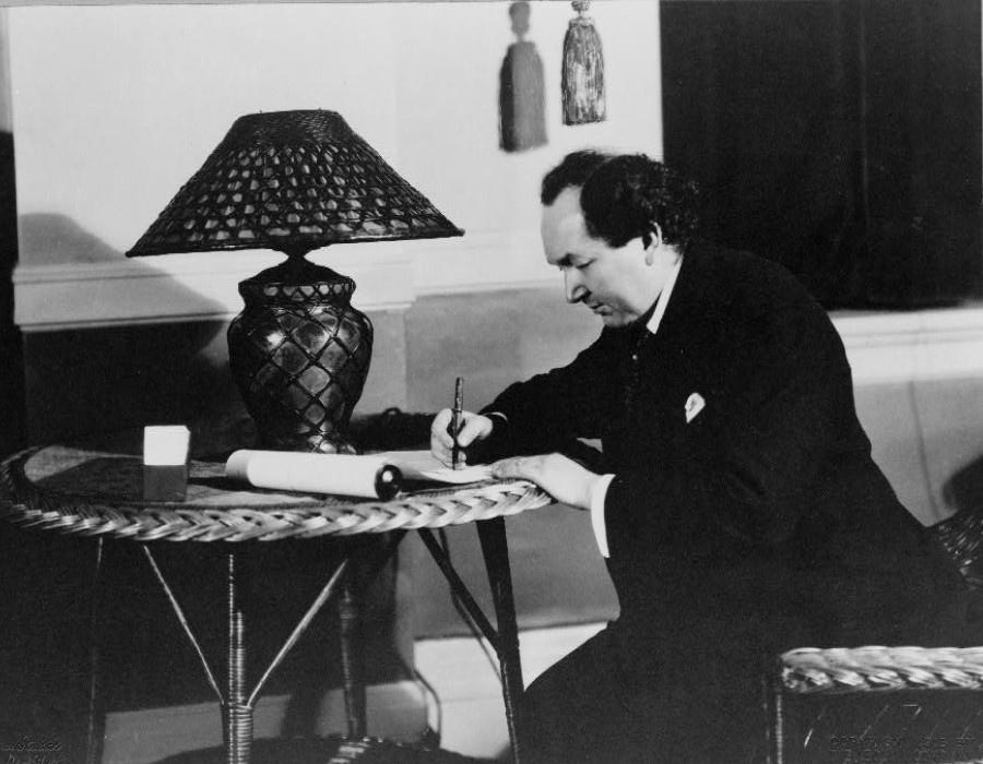 652 Leopold Godowsky 利奧普德.戈多夫斯基 (1870年-1938年) 俄裔美國鋼琴家、作曲家、教師02