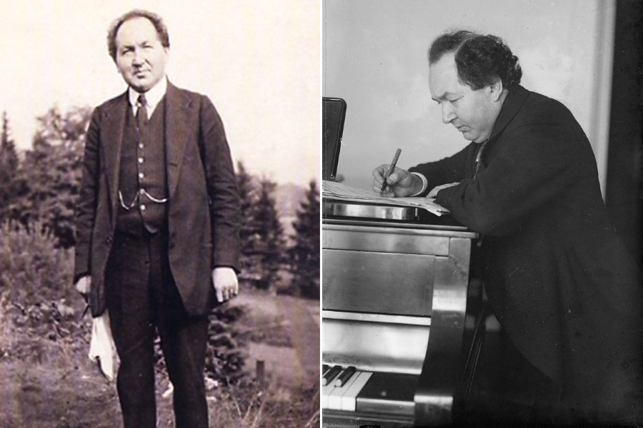 652 Leopold Godowsky 利奧普德.戈多夫斯基 (1870年-1938年) 俄裔美國鋼琴家、作曲家、教師03