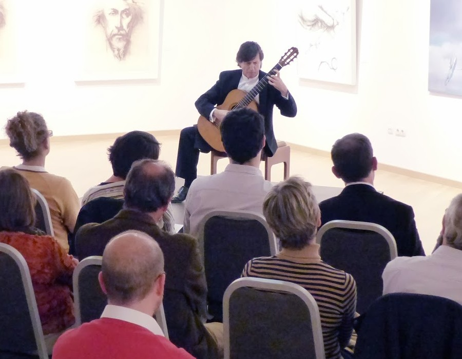 127 Ignacio Rodes 伊格納西奧.羅德 1960年 西班牙吉他家、教師06