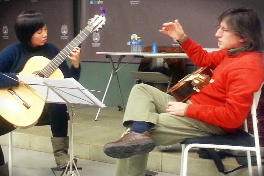 127 Ignacio Rodes 伊格納西奧.羅德 1960年 西班牙吉他家、教師07