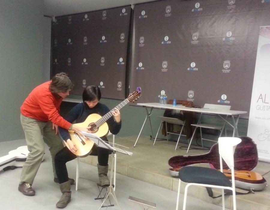 127 Ignacio Rodes 伊格納西奧.羅德 1960年 西班牙吉他家、教師08