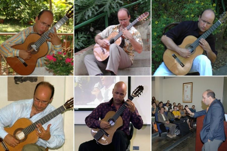 129 Jose Antonio Lopez 喬斯.安東尼奧.洛佩斯 波多黎各吉他手、音樂家02