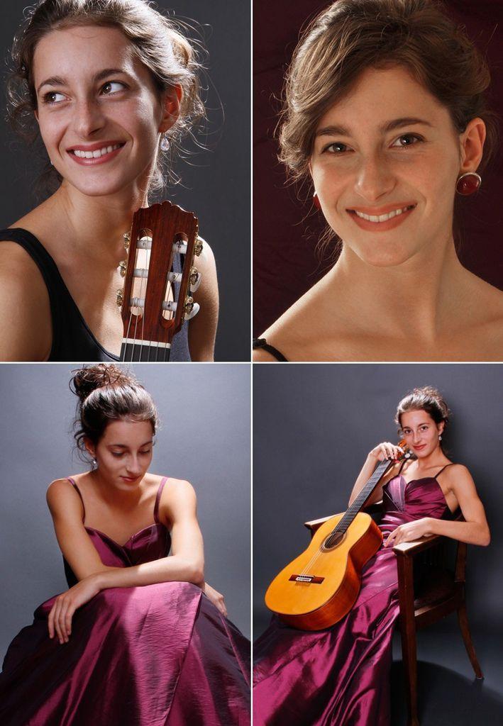 130 Kassandra Siebel 卡珊德拉.西貝爾 1993年 法國吉他家05