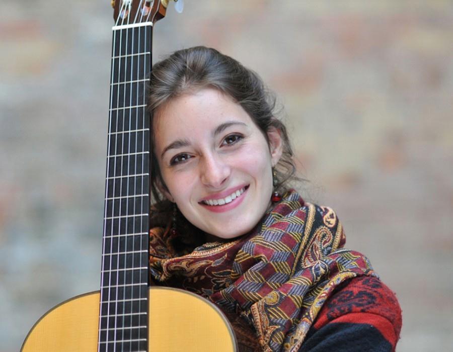 130 Kassandra Siebel 卡珊德拉.西貝爾 1993年 法國吉他家01