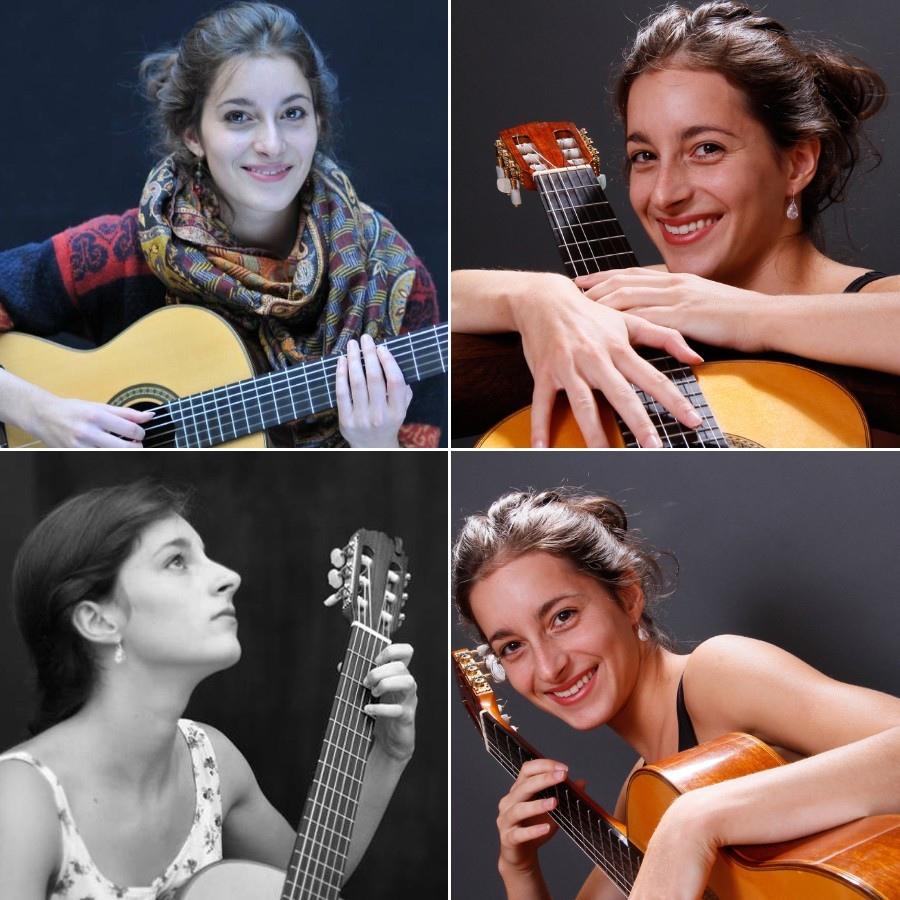 130 Kassandra Siebel 卡珊德拉.西貝爾 1993年 法國吉他家04