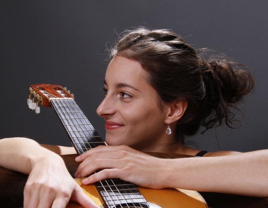 130 Kassandra Siebel 卡珊德拉.西貝爾 1993年 法國吉他家02
