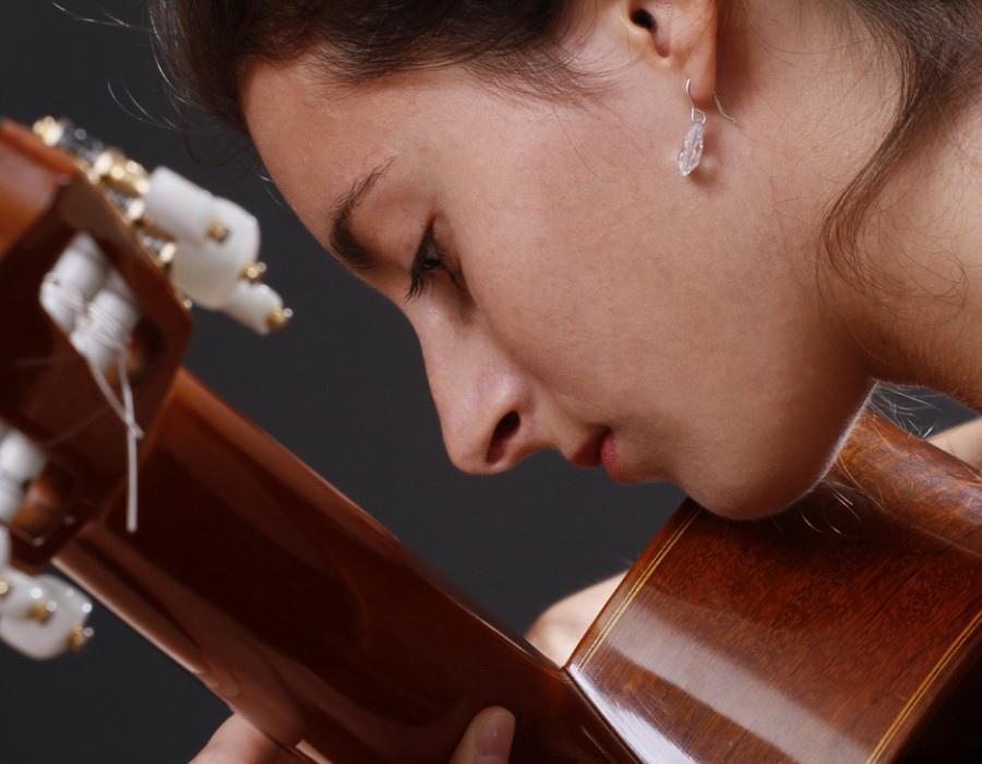 130 Kassandra Siebel 卡珊德拉.西貝爾 1993年 法國吉他家03