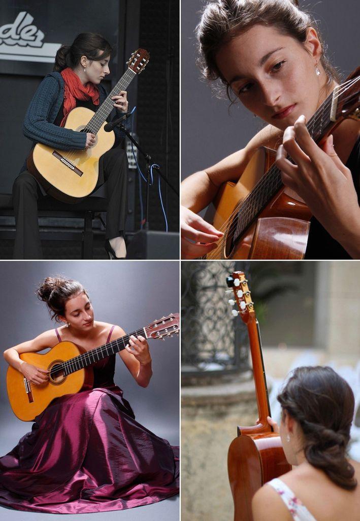 130 Kassandra Siebel 卡珊德拉.西貝爾 1993年 法國吉他家06