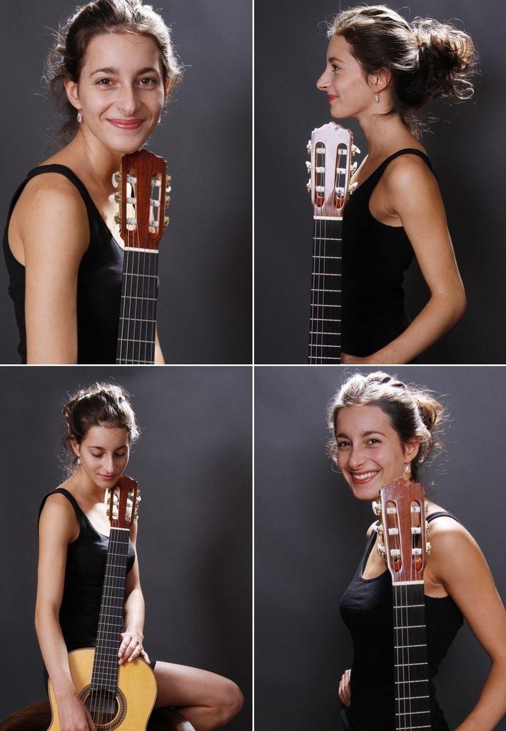 130 Kassandra Siebel 卡珊德拉.西貝爾 1993年 法國吉他家07