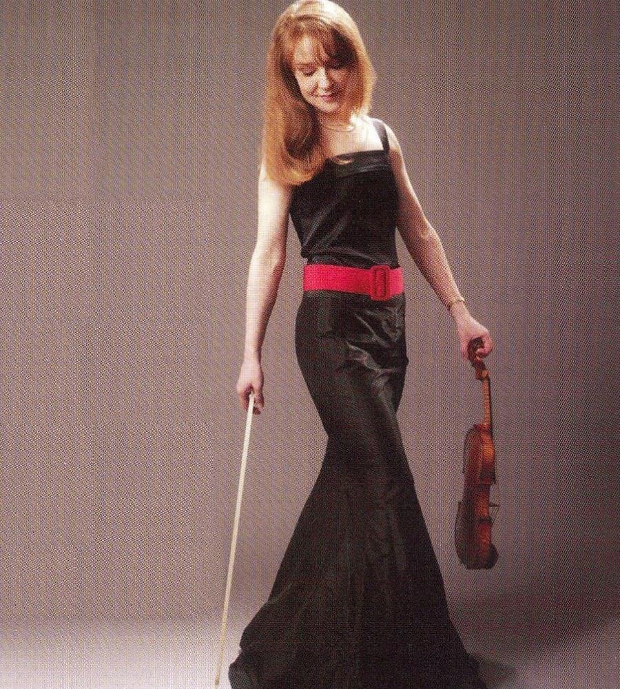 516 Ragin Wenk-Wolff 拉金.溫克-沃爾夫 挪威小提琴家03