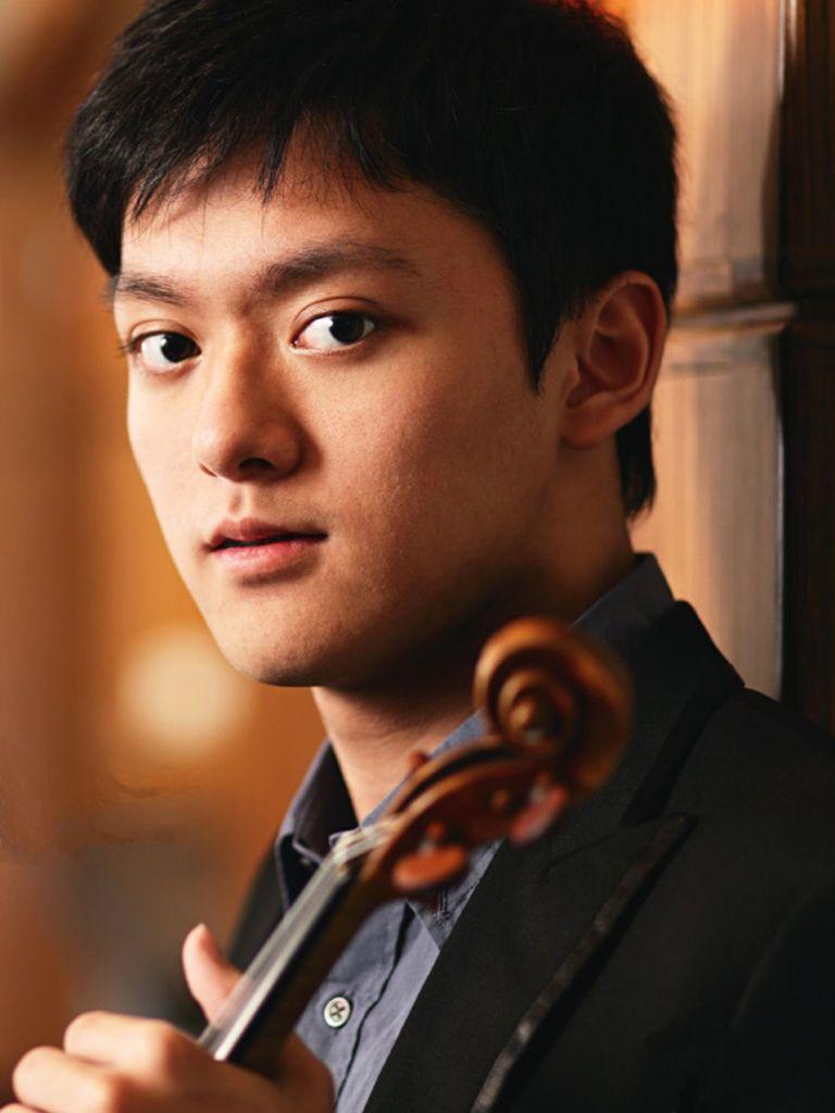 517 Yu-Chien Tseng 曾宇謙 台灣小提琴家10