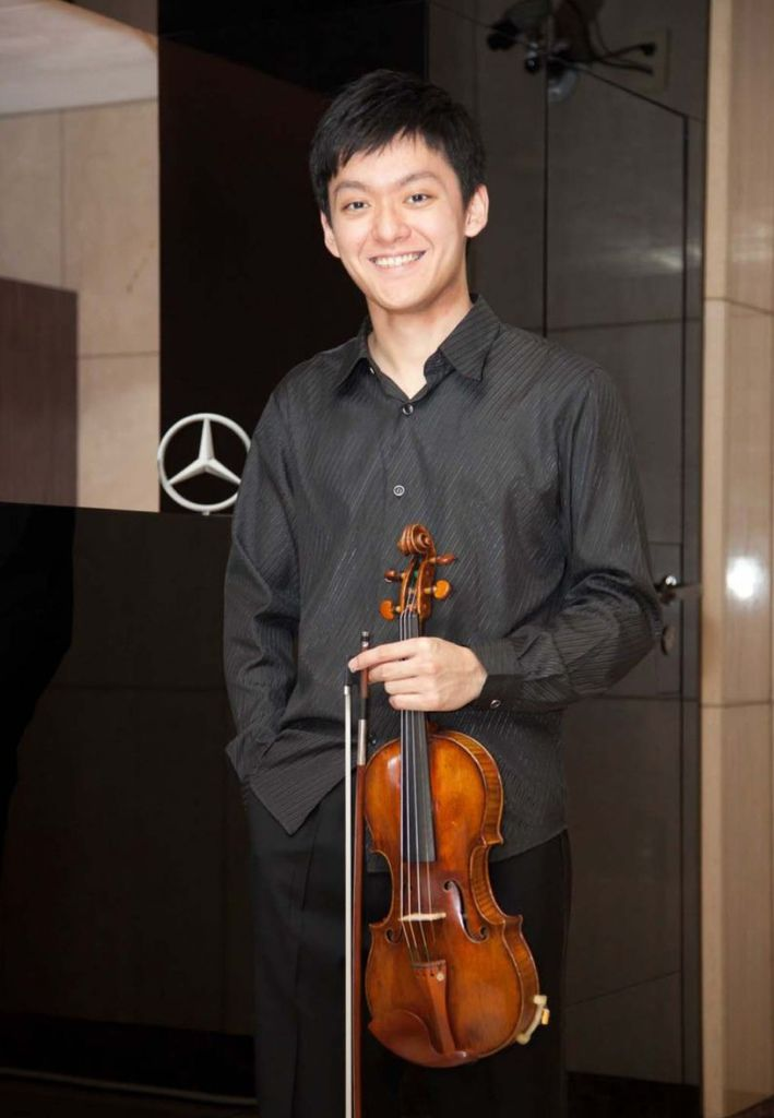 517 Yu-Chien Tseng 曾宇謙 台灣小提琴家09