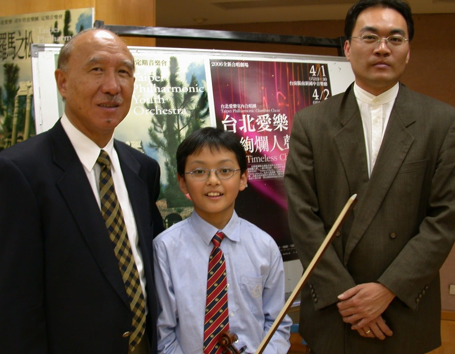 517 Yu-Chien Tseng 曾宇謙 台灣小提琴家02