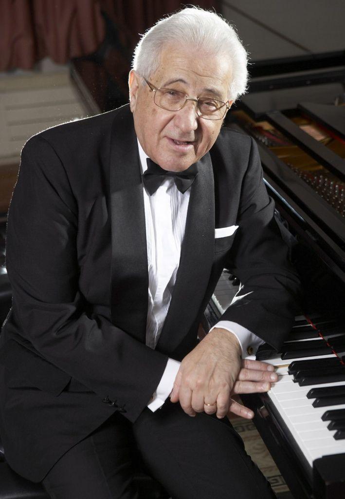 660 Peter Frankl 彼得.法朗可 1935年 匈牙利裔英國鋼琴家02