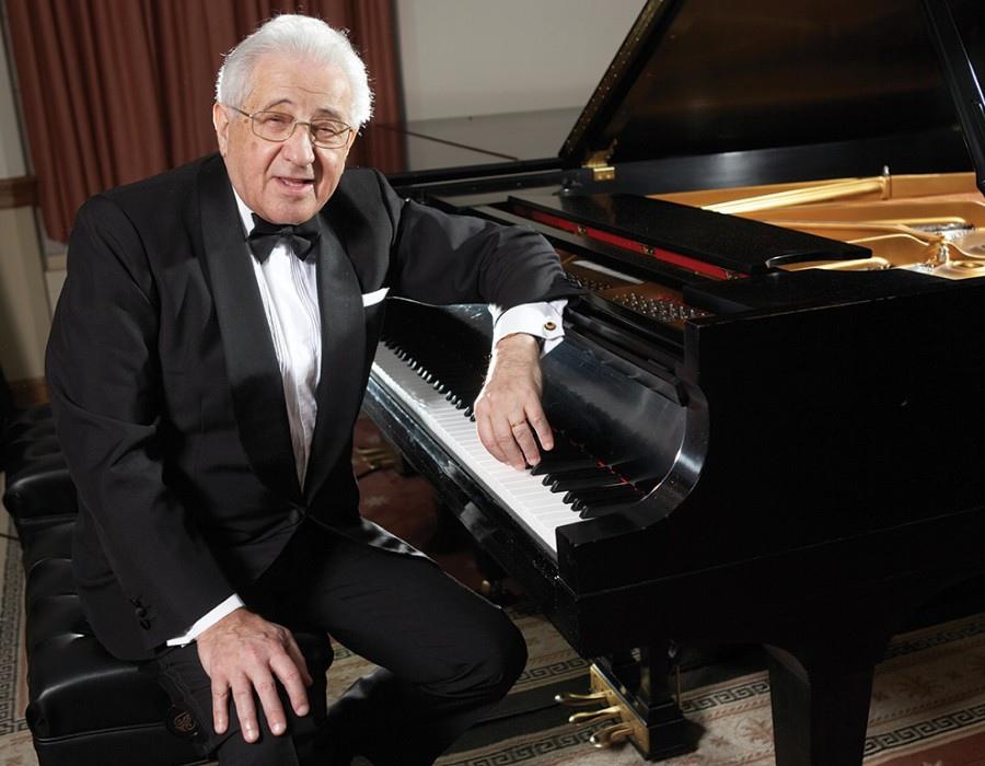 660 Peter Frankl 彼得.法朗可 1935年 匈牙利裔英國鋼琴家03