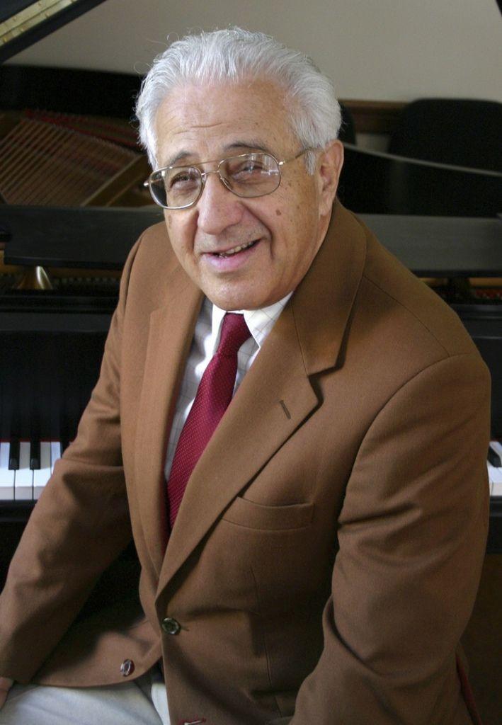 660 Peter Frankl 彼得.法朗可 1935年 匈牙利裔英國鋼琴家01