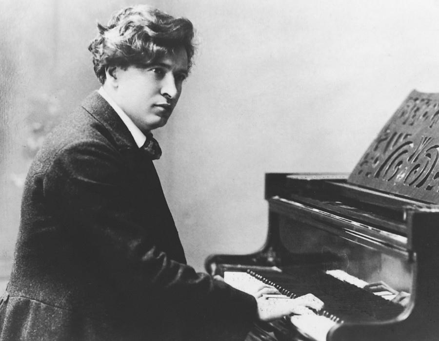 676 Ferruccio Busoni 費魯喬.布梭尼 (1866年-1924年) 意大利作曲家、鋼琴家02-