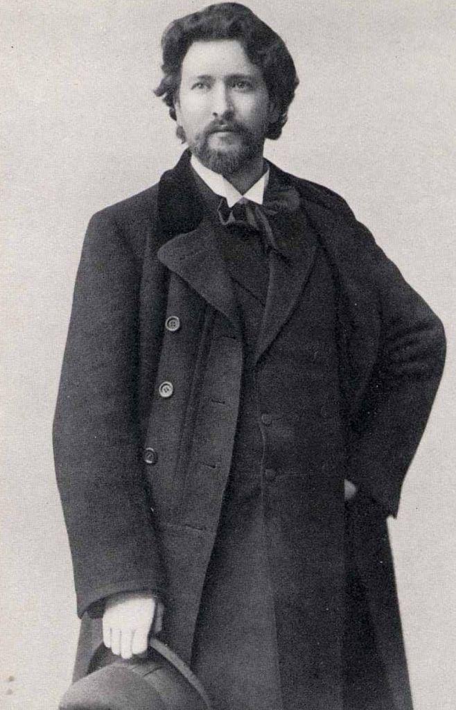 676 Ferruccio Busoni 費魯喬.布梭尼 (1866年-1924年) 意大利作曲家、鋼琴家05-