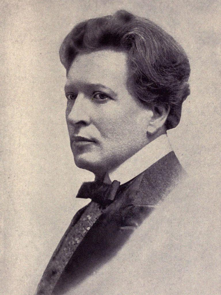 676 Ferruccio Busoni 費魯喬.布梭尼 (1866年-1924年) 意大利作曲家、鋼琴家09-