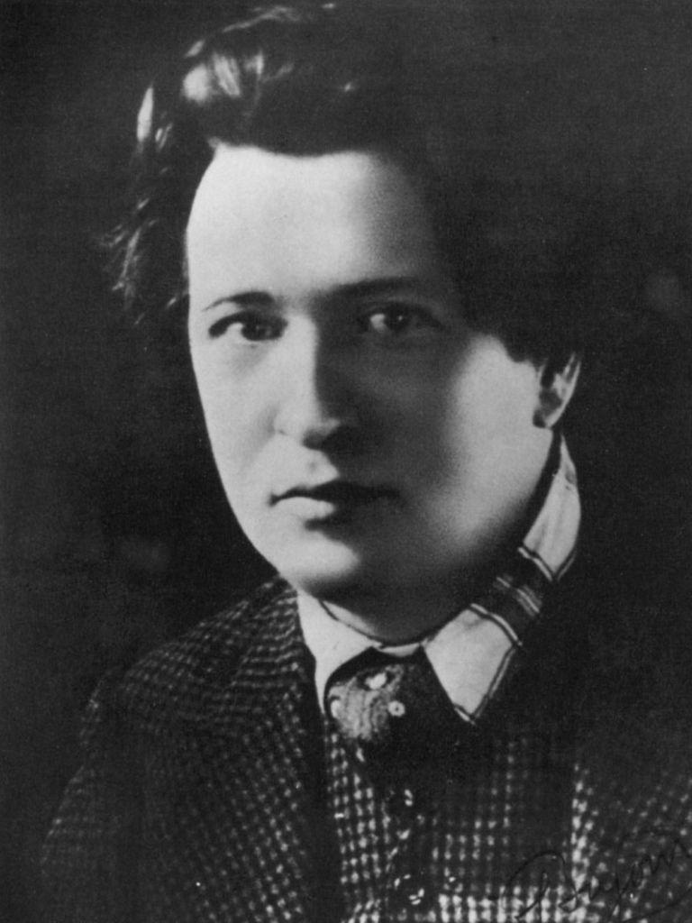 676 Ferruccio Busoni 費魯喬.布梭尼 (1866年-1924年) 意大利作曲家、鋼琴家04-