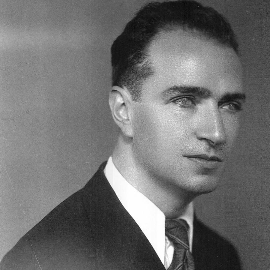 677 Joaquin Rodrigo 華金.羅德利果 (1901年-1999年) 西班牙作曲家、鋼琴家01