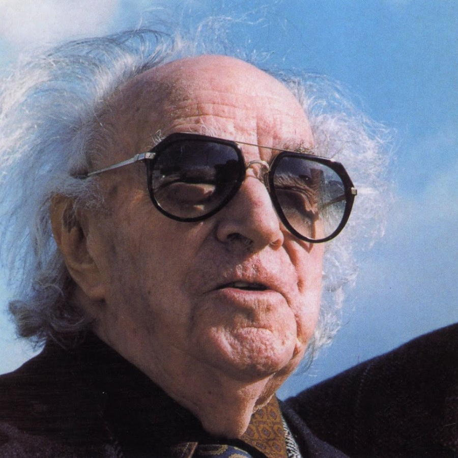 677 Joaquin Rodrigo 華金.羅德利果 (1901年-1999年) 西班牙作曲家、鋼琴家06