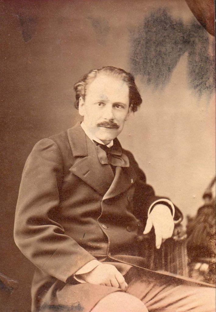 679 Jules Massenet  儒勒.馬斯內 (1842年-1912年) 法國作曲家、音樂教育家02