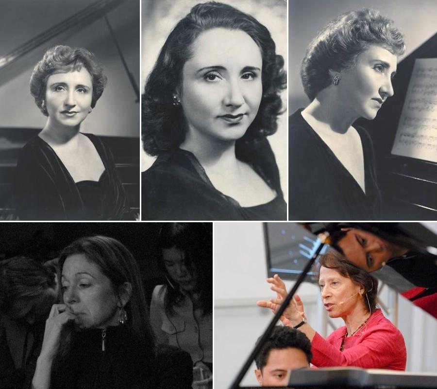 691 Adele Marcus 阿黛爾.馬庫斯 (1906年-1995年) 美國鋼琴家