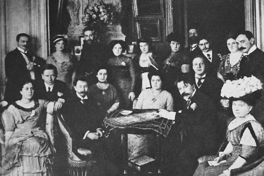 693 Alexander Scriabin 亞歷山大.史克里亞賓 (1872年-1915年) 俄國作曲家、鋼琴家02