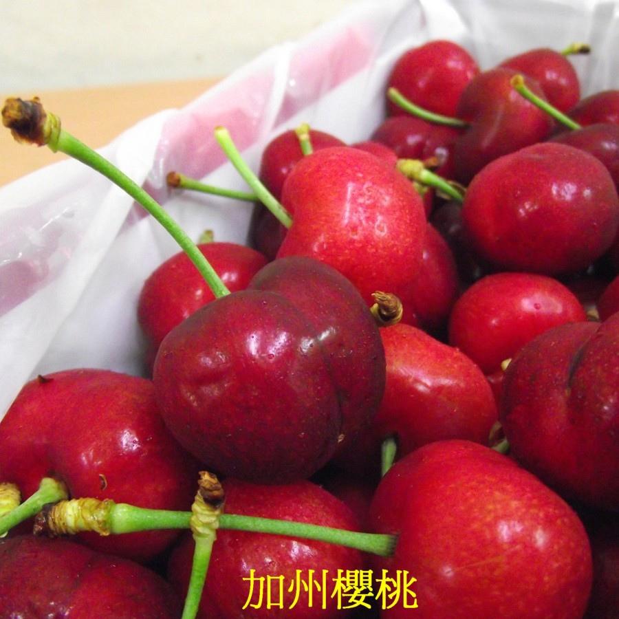 15 加州櫻桃