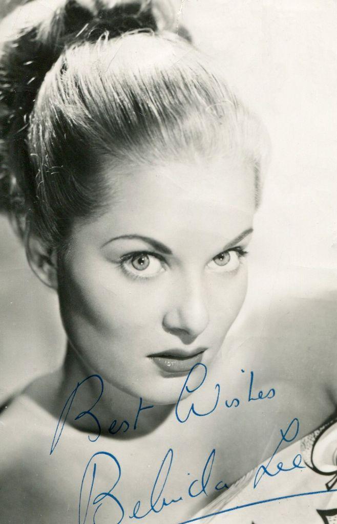 332 Belinda Lee 貝琳達.李 (1935年-1961年 英國演員)01