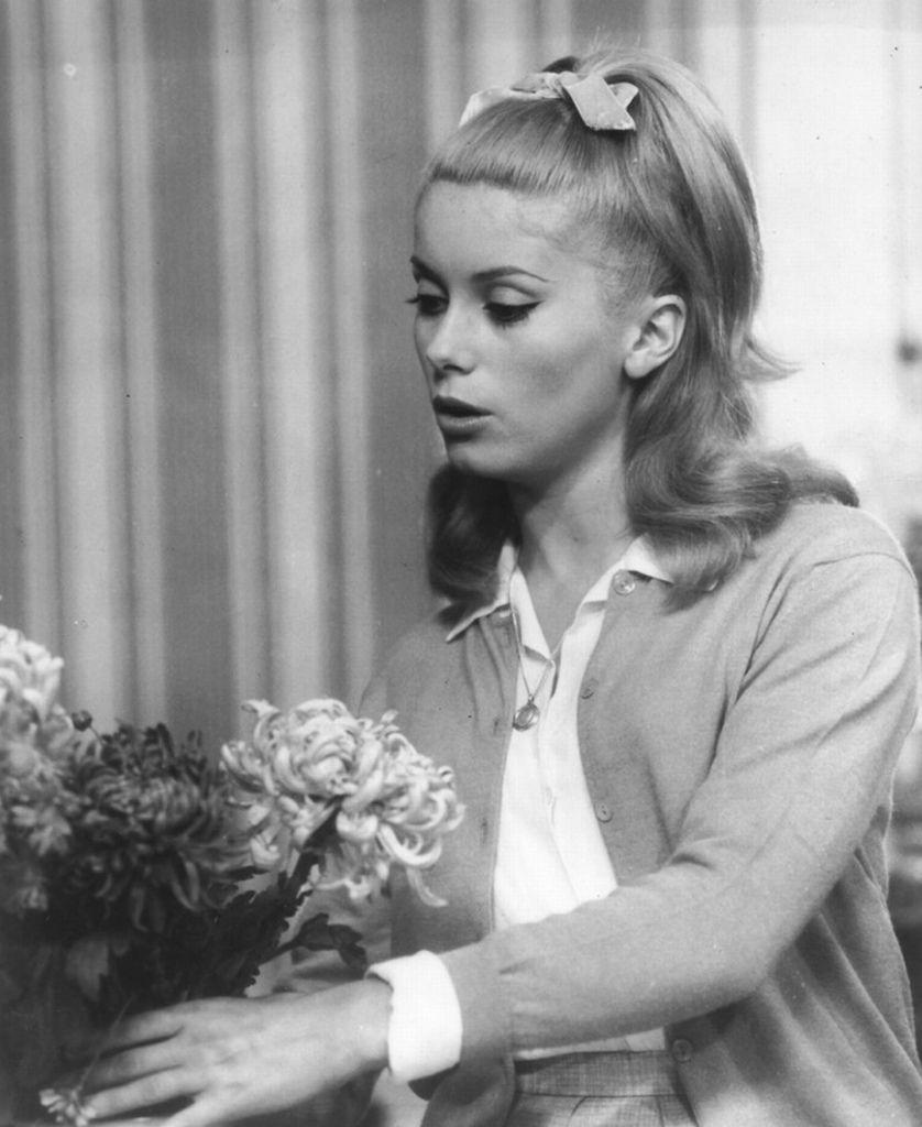 341 Catherine Deneuve 凱瑟琳.丹妮芙 1943年 法國演員01
