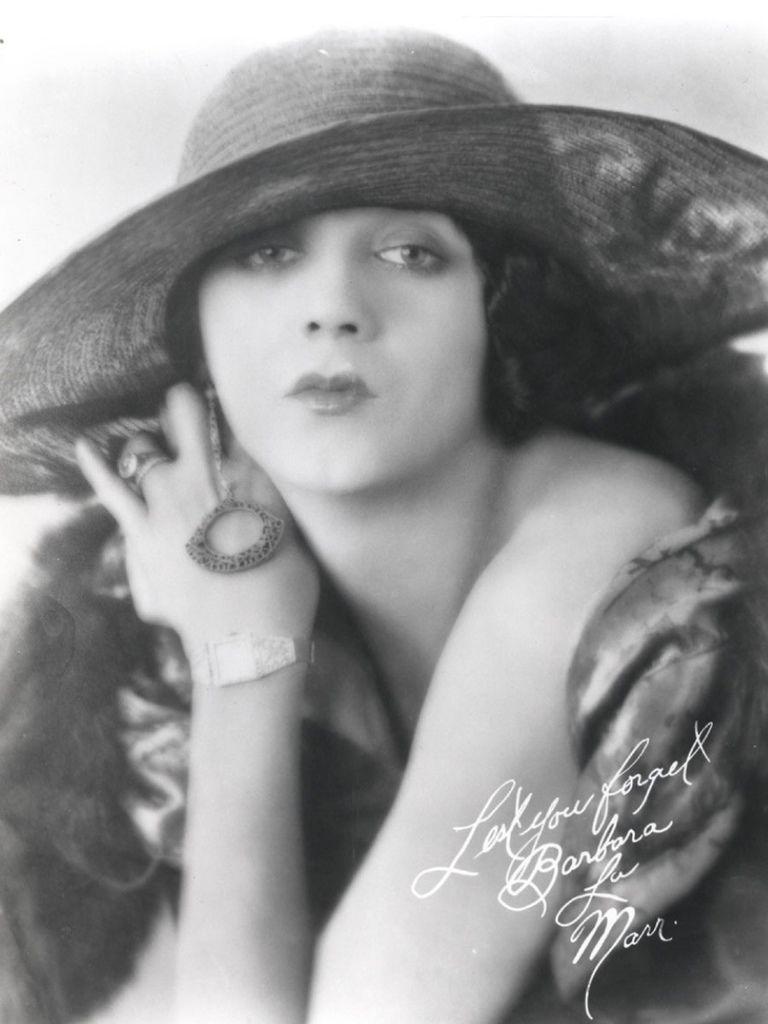 371 Barbara La Marr 芭芭拉.拉.瑪 (1896年-1926年 美國演員、編劇)07
