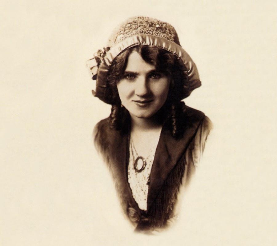 385 Florence Lawrence 佛羅倫絲.勞倫絲 (1886年-1938年 加拿大演員)02