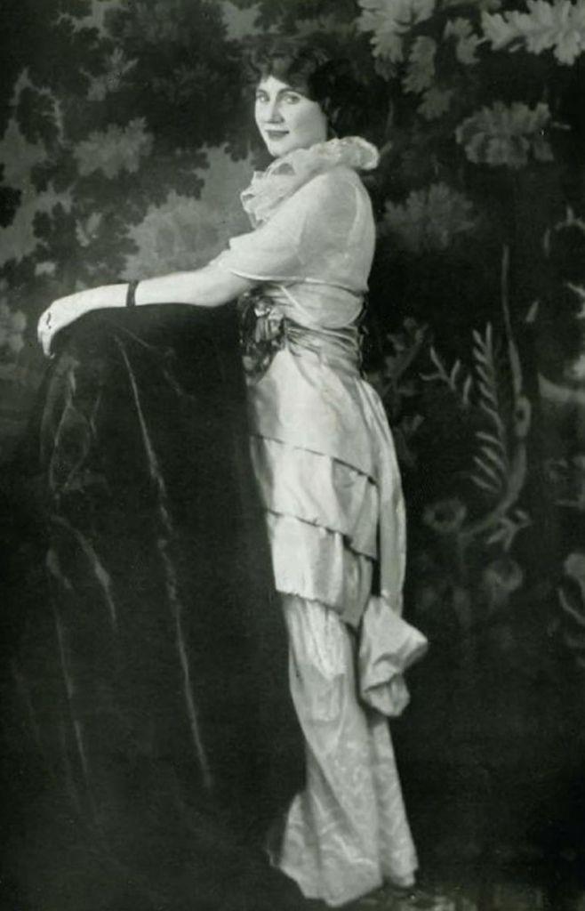 385 Florence Lawrence 佛羅倫絲.勞倫絲 (1886年-1938年 加拿大演員)03