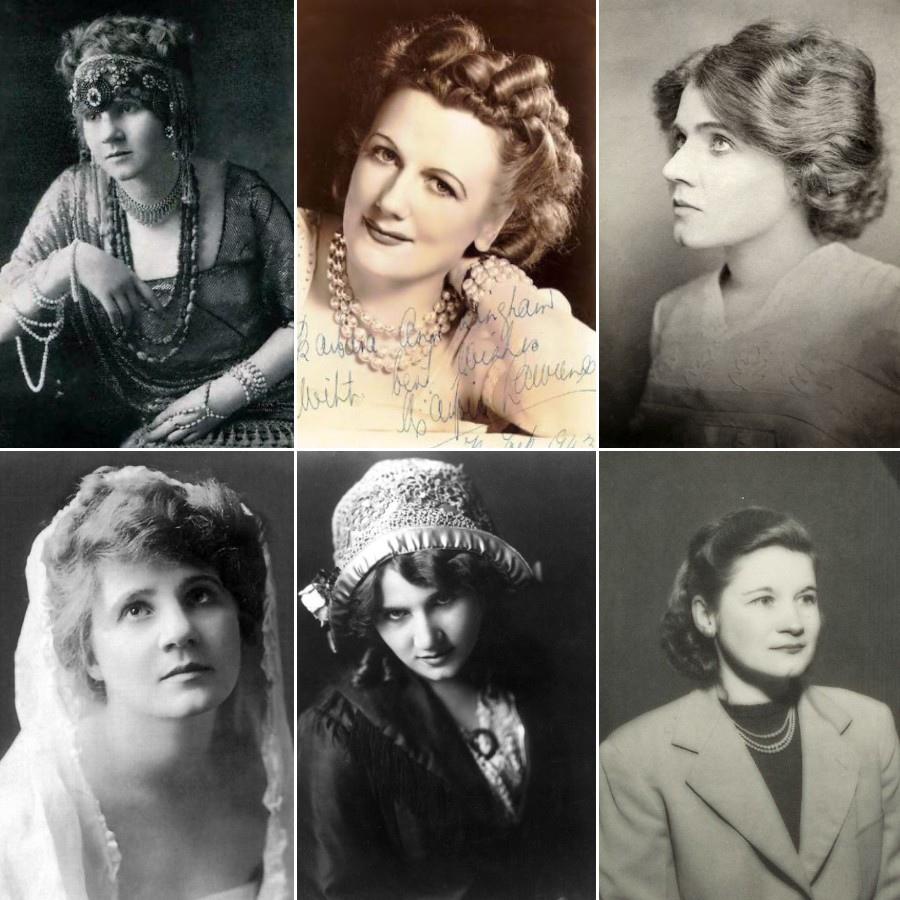 385 Florence Lawrence 佛羅倫絲.勞倫絲 (1886年-1938年 加拿大演員)01