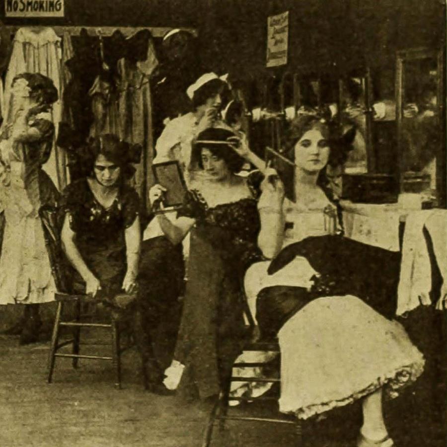 385 Florence Lawrence 佛羅倫絲.勞倫絲 (1886年-1938年 加拿大演員)04