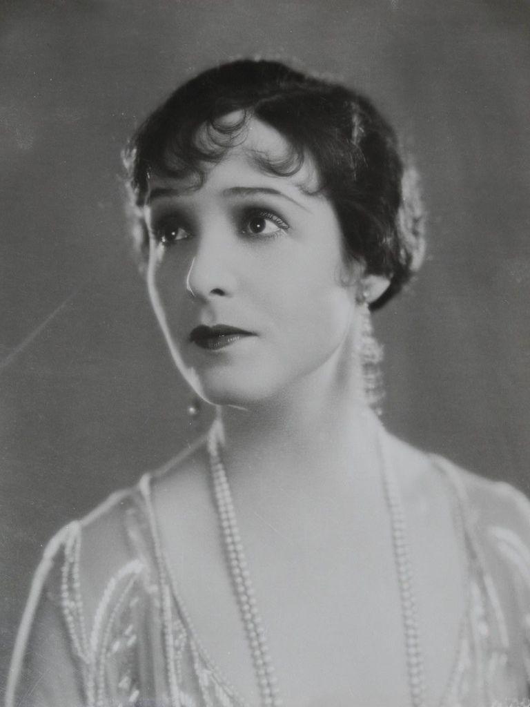 386 Florence Vidor 佛蘿倫絲.維多 (1895年-1977年 美國演員)02