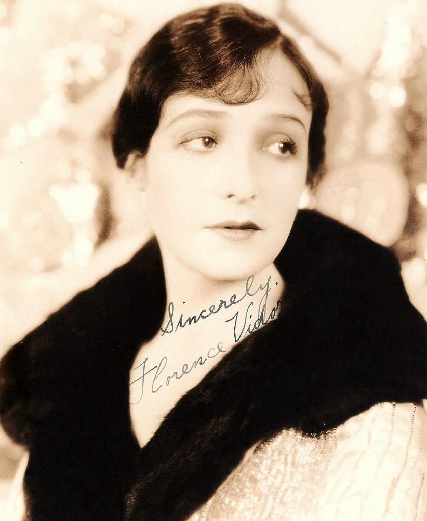 386 Florence Vidor 佛蘿倫絲.維多 (1895年-1977年 美國演員)09