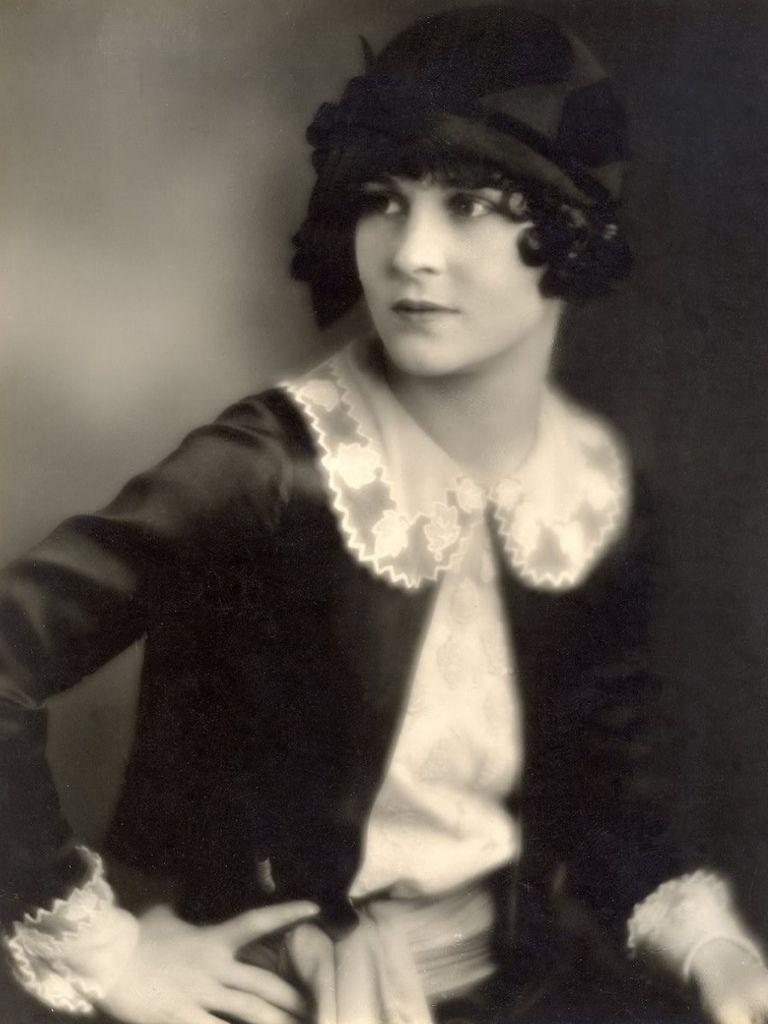 386 Florence Vidor 佛蘿倫絲.維多 (1895年-1977年 美國演員)01