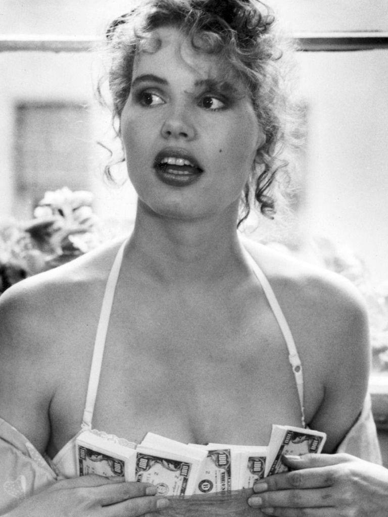 387 Geena Davis 吉娜.黛維絲 (1956年 美國女演員、電影製片人、劇作家、模特)01