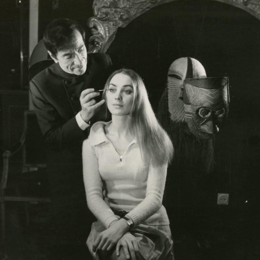 388 Genevieve Grad 吉納維夫.桂 (1944年 法國演員)05