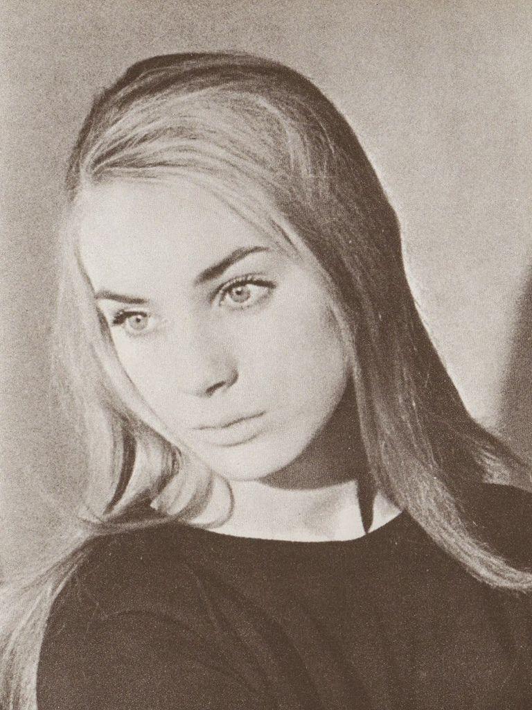 388 Genevieve Grad 吉納維夫.桂 (1944年 法國演員)01