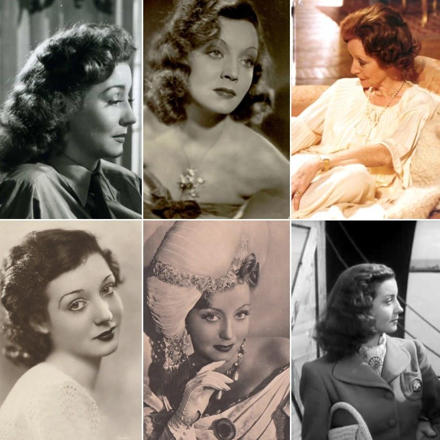 389 Gisele Preville 吉賽爾.普雷維爾 (1918年-2006年 法國小姐、演員)03