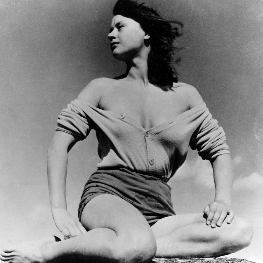 394 Harriet Andersson 哈里特.安德森 (1932年 瑞典演員)05