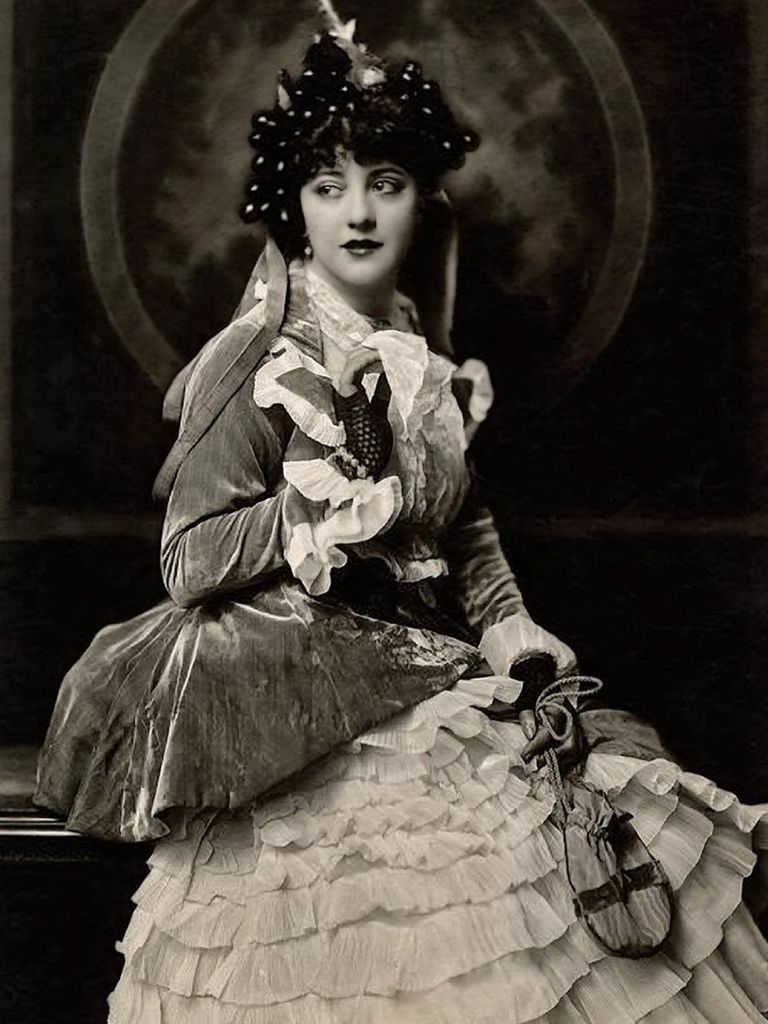 396 Helen Morgan 海倫.摩根 (1900年-1941年 美國歌手、演員)01