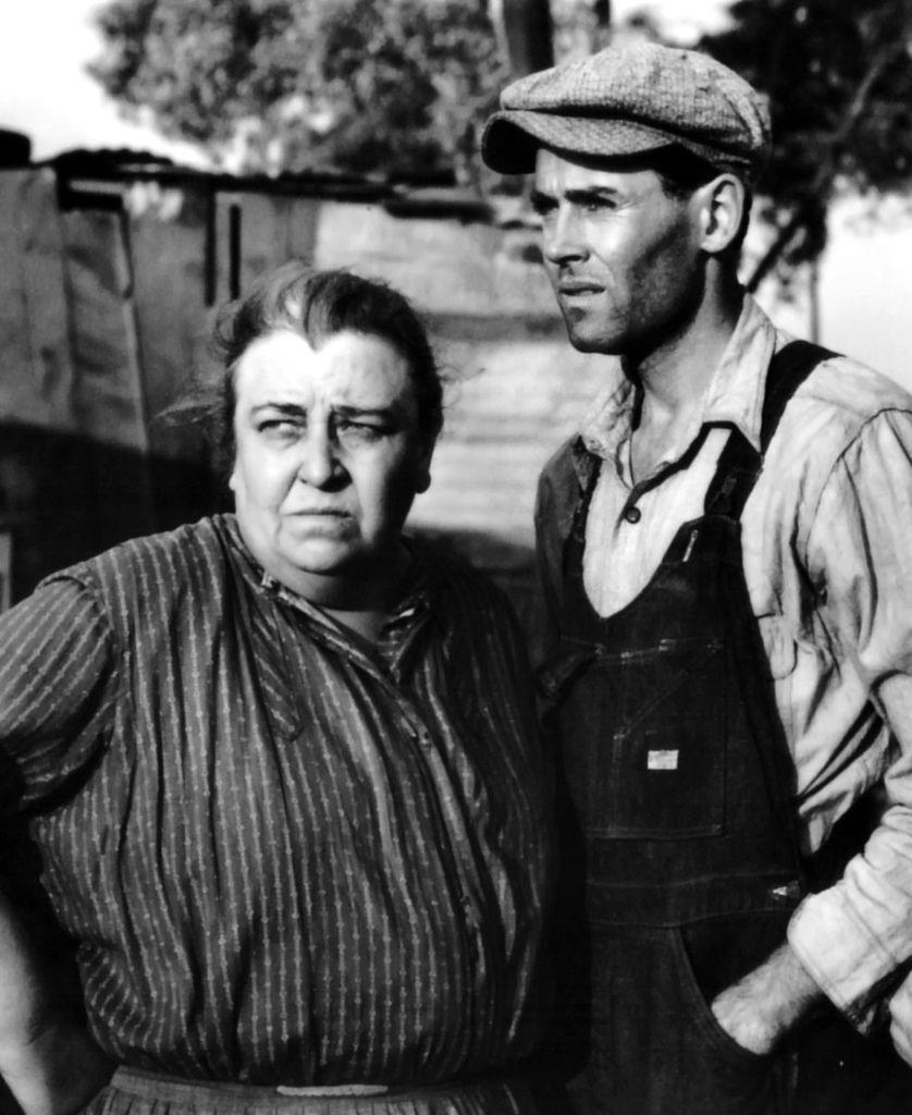 398 Jane Darwell 珍.達威兒 (1879年-1967年 美國電影、舞台演員)05