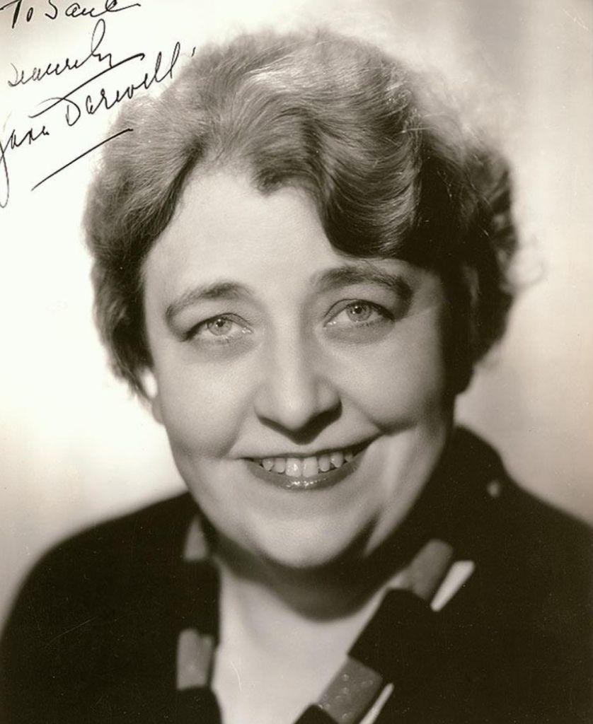 398 Jane Darwell 珍.達威兒 (1879年-1967年 美國電影、舞台演員)02