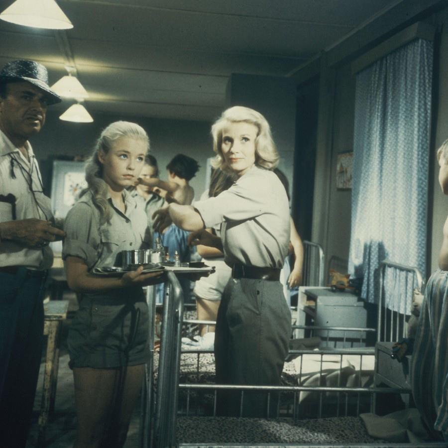 403 Jill Haworth 吉爾.霍沃斯 (1945年-2011年 英國女演員)07