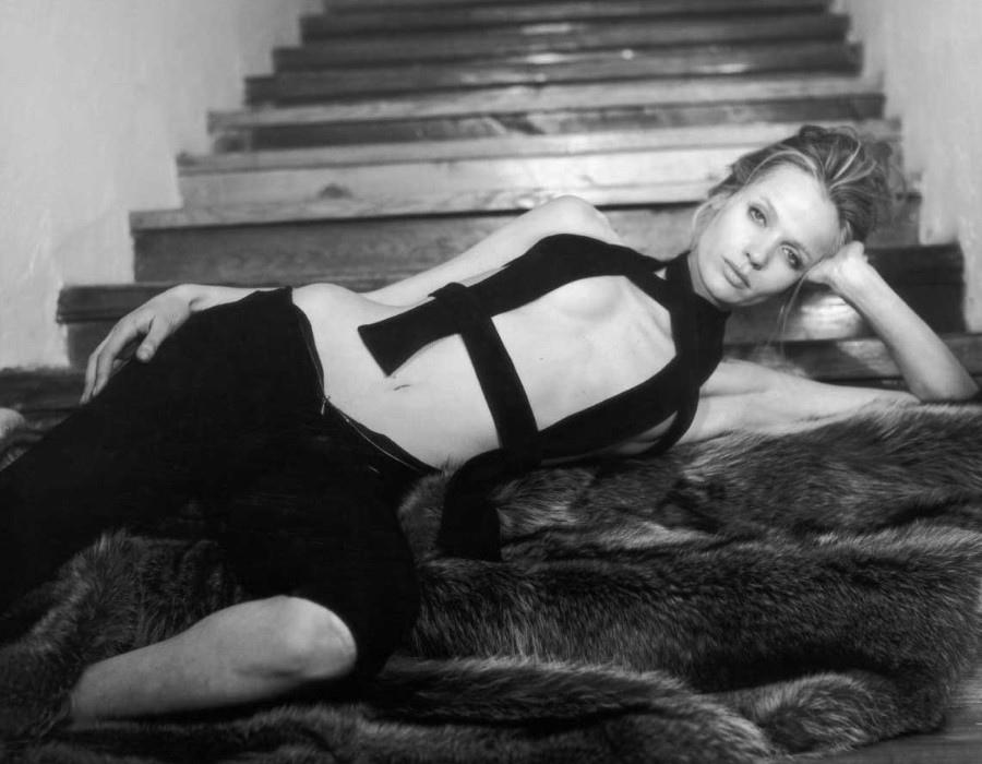413 Veruschka von Lehndorff 維魯奇卡.馮.萊恩多爾 (1939年 德國模特、演員、藝術家)06